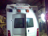 makina ambulans